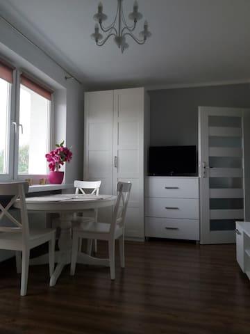 Lublin, Mieszkanie w Centrum Miasta, ENG/POL