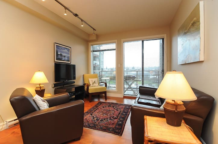 Shoreview Suite - Courtenay - Apartamento