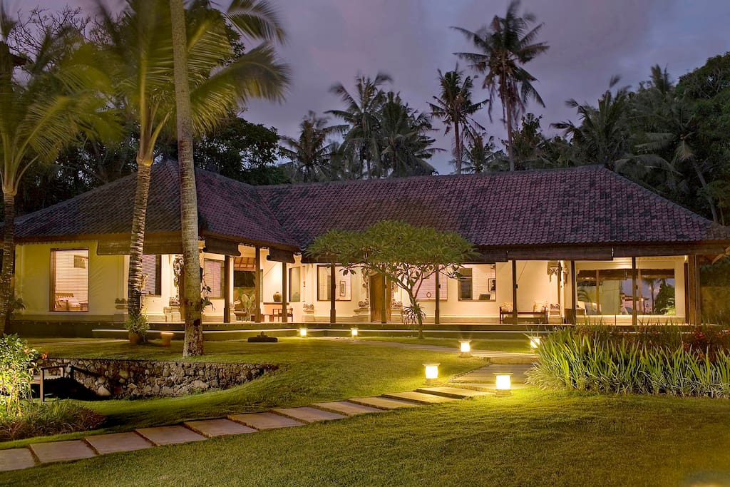 Guest House - Night view