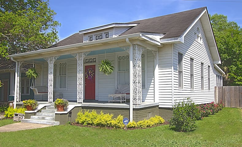 Lovely Bungalow in Historic Midtown - Mobile - House