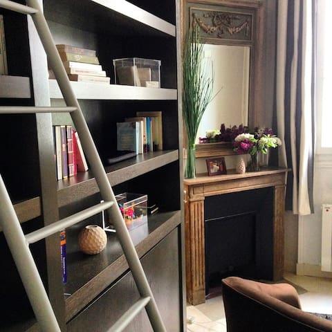 Modern flat in the heart of Montmartre - Paris - Wohnung