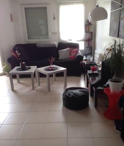 Bel appartement ensoleillé et calme - Angers - Kondominium
