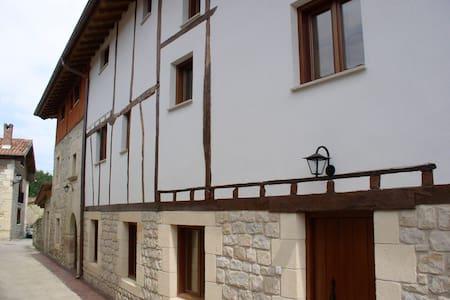 Alojamiento Aldeas de Treviño - Argote - Talo
