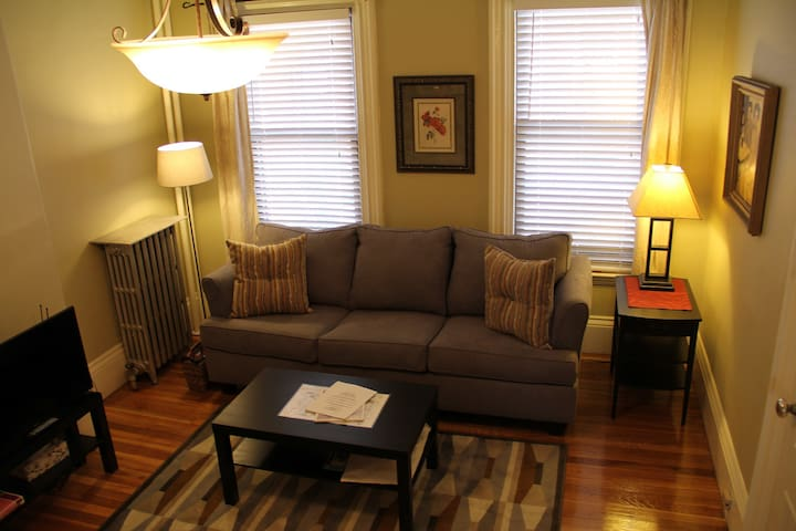 $125*  Special! Comfortable, 1.5 miles to Center - Boston - Pis