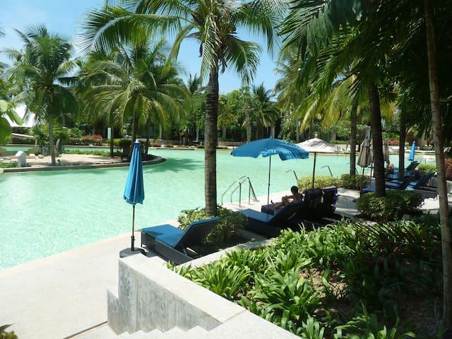 Phupatara resort, Rayong,Thailand - Kram