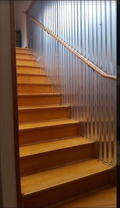 Entrance Stairs to loft