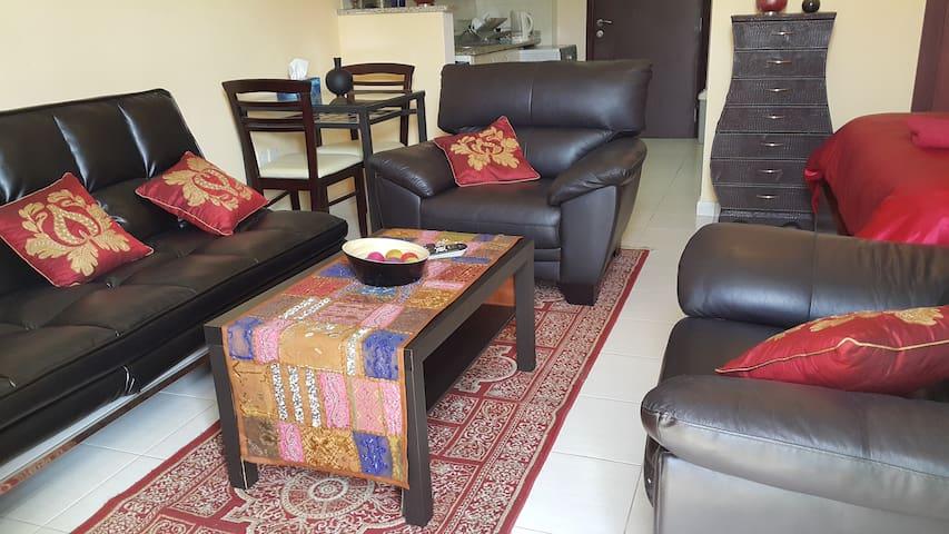 Elegant Studio apartment in central location