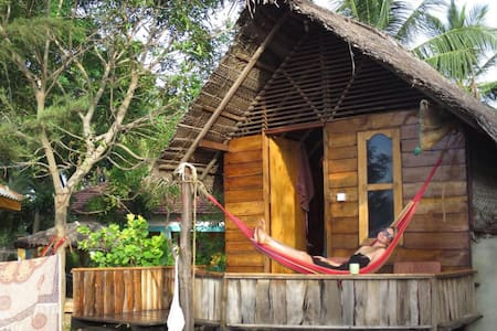 ARNES PLACE Sea View Wooden Cabana (Arnes Cabin)