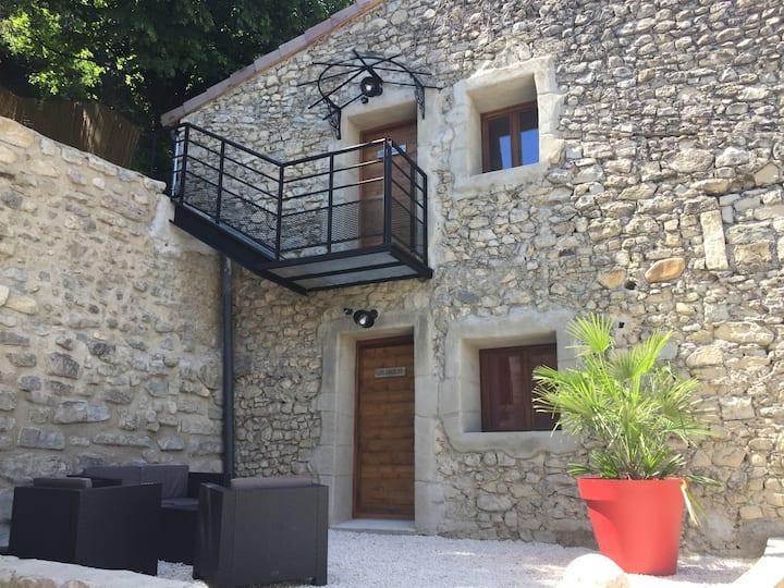 Los Angelès - Loft de charme en Ardèche