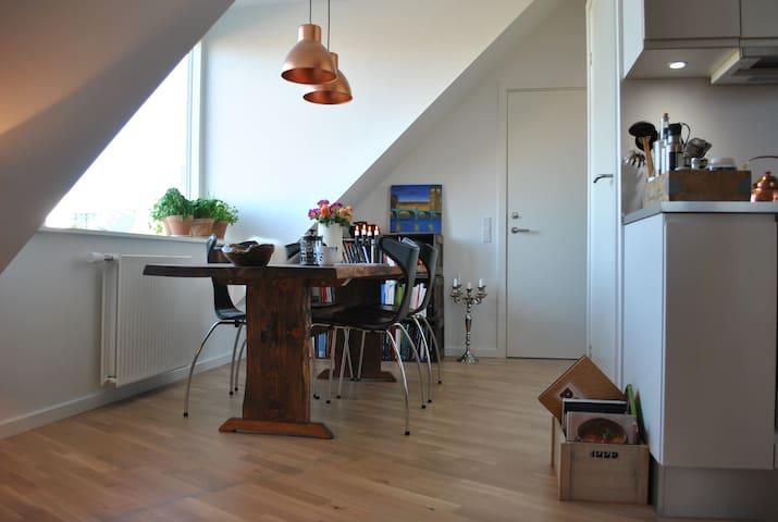 Charming flat in inner Aarhus - Aarhus - Pis