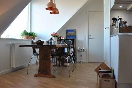 Charming flat in inner Aarhus - Aarhus