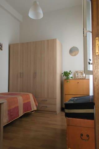 Habitación coqueta para una persona - Madrid - Pis