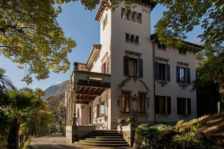 Exclusive Villa Larius with covered swimming pool - Menaggio