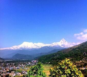 A Natural Place Near Lake & Farming - Pokhara