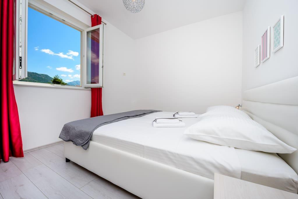 Bedroom - view