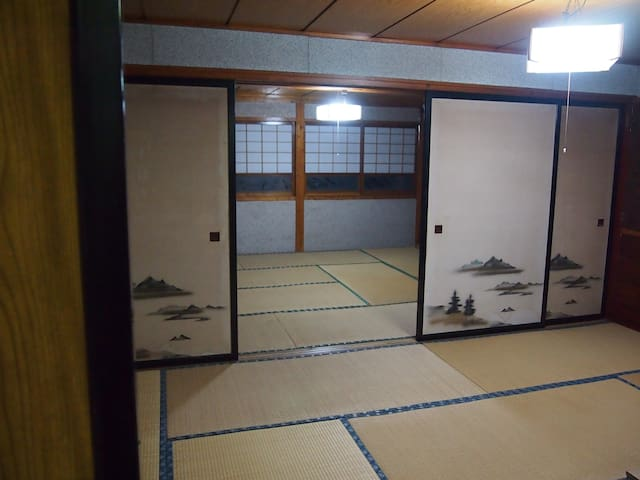 """""""昔ながらのお家"""" NARUKOセルフハウス - Ōsaki-shi - Huis"""