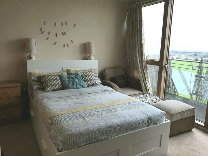 En-suite Bedroom With Gorgeous View