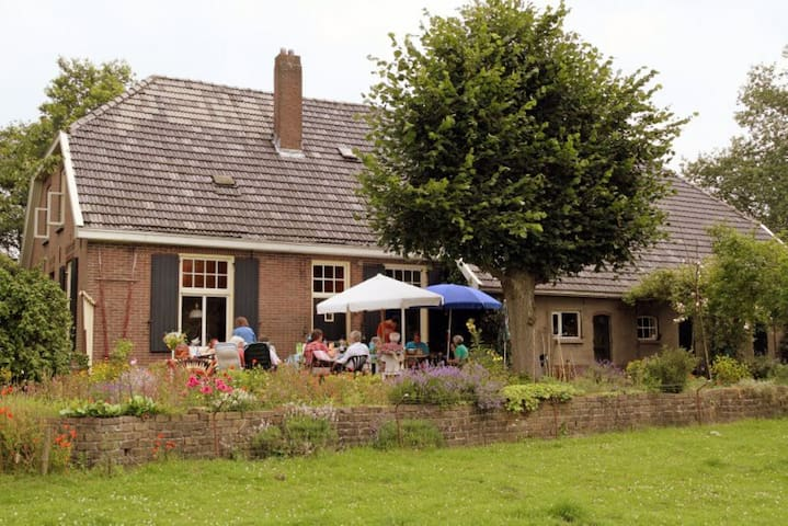 B&B De Steenbergen in Bronkhorst - Bronkhorst - Bed & Breakfast