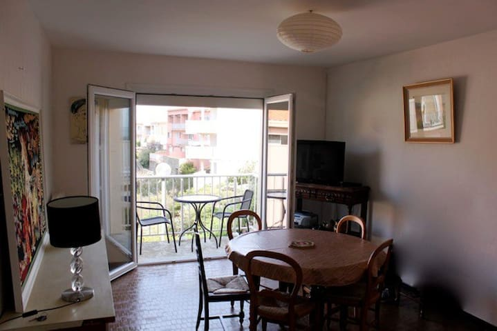 Le salon / Main Room