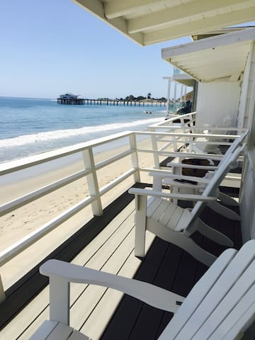 Malibu, Carbon Beach - Bungalow Eight