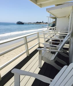 Bungalow 8 ~ Oceanfront in Malibu - Malibu