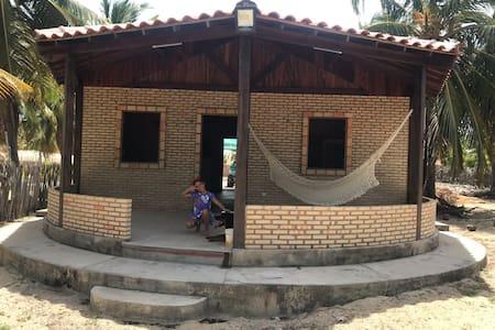 Indian house in BARRINHA