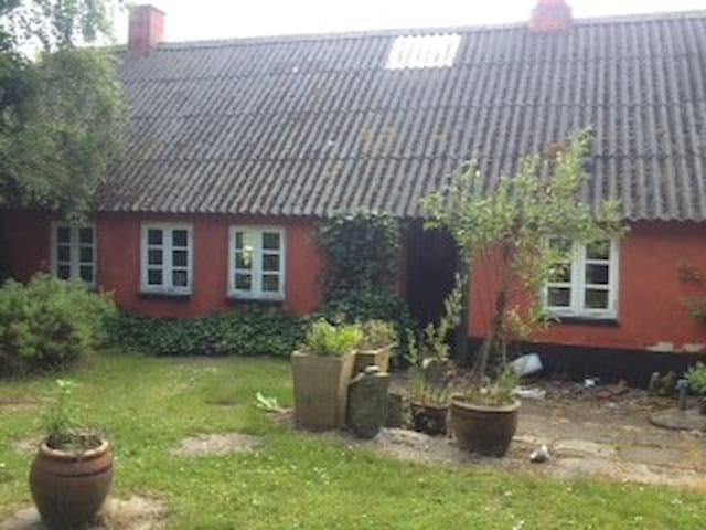 Vacation house in beautiful area - Fjerritslev