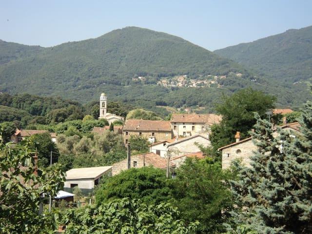 Gîte dans un village de Corse - Grosseto-Prugna - Apartemen