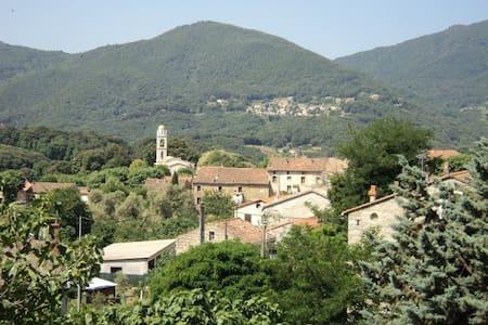 Gîte dans un village de Corse - Grosseto-Prugna
