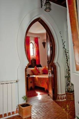 Dar Mounir: chambre simple