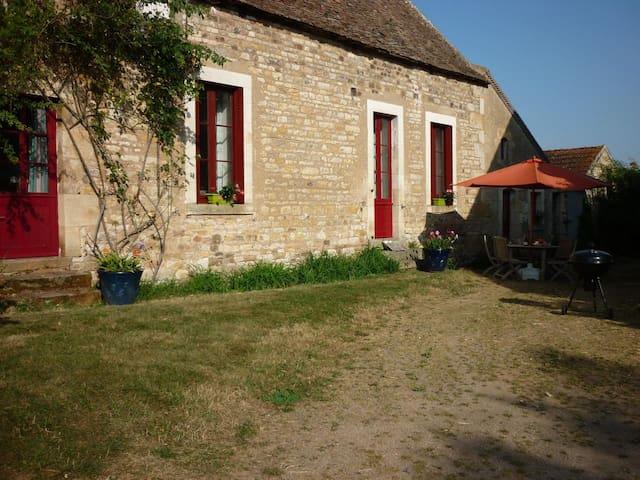 Gite de Drulon - Loye-sur-Arnon - Talo