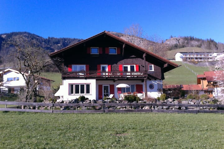 Alpen Grillen Tennis Wellness - Bad Hindelang - House