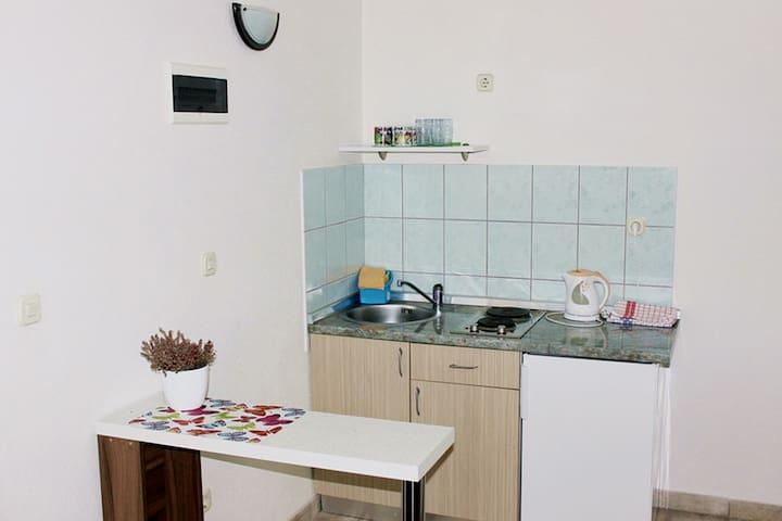 Classic studio apartment in Starigrad - Seline