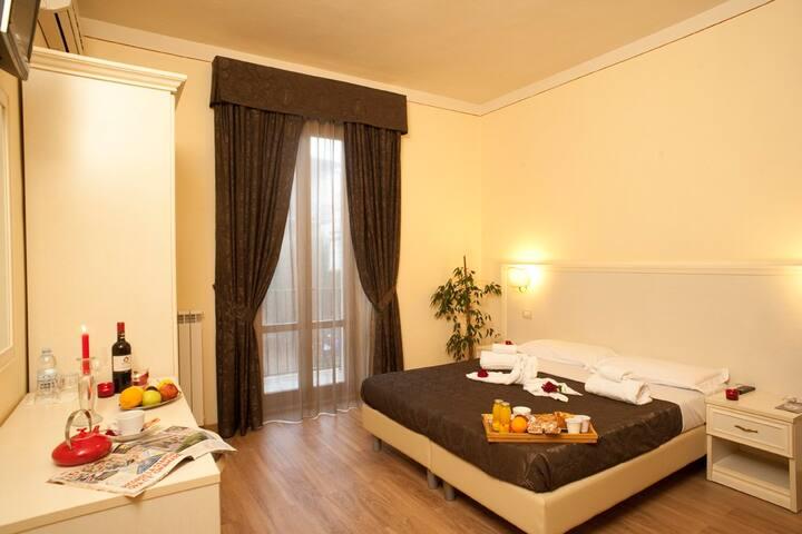 Bed &Breakfast tra Arezzo e Siena
