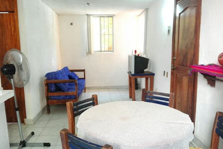 Departamento céntrico en Bahías de Huatulco - Crucecita - 아파트