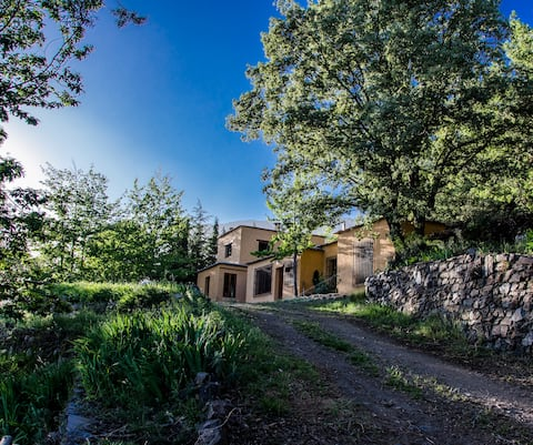 Tourist Accommodation at Country House El Cerezo