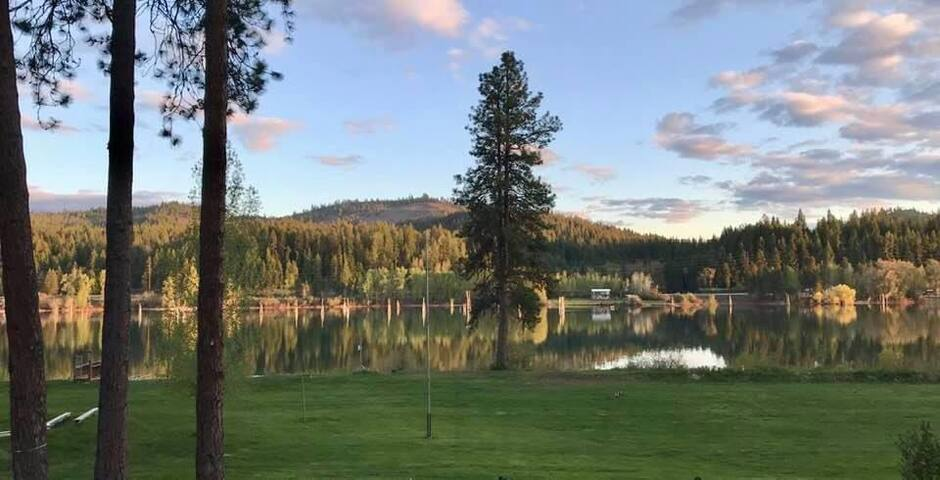 Camp BearPaw gorgeous large  group camping venue