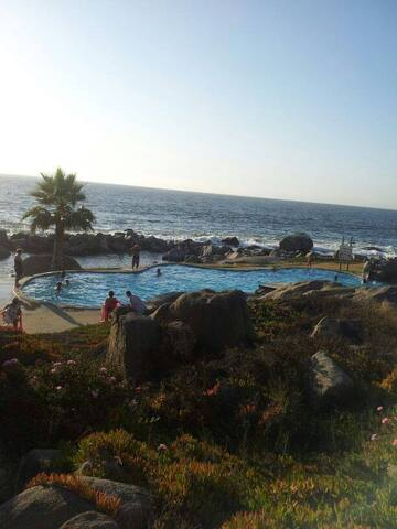 Departamento Nuevo, Puerto Velero, vista fabulosa - Puerto Velero - Appartement