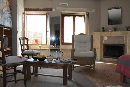 Chambre d'hôte avec SDB et WC privé - Bed & Breakfast