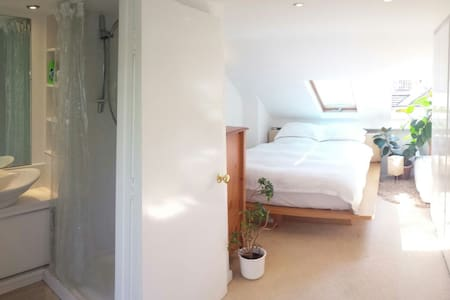 Ensuite Kingsize River/balcony - Oxford