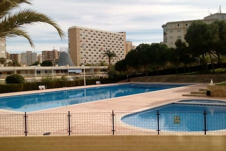 Loft to putting on.Beach & swimming pool .Alicante - Alacant
