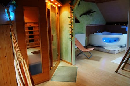 Bien-être à deux, sauna, spa - Inap sarapan