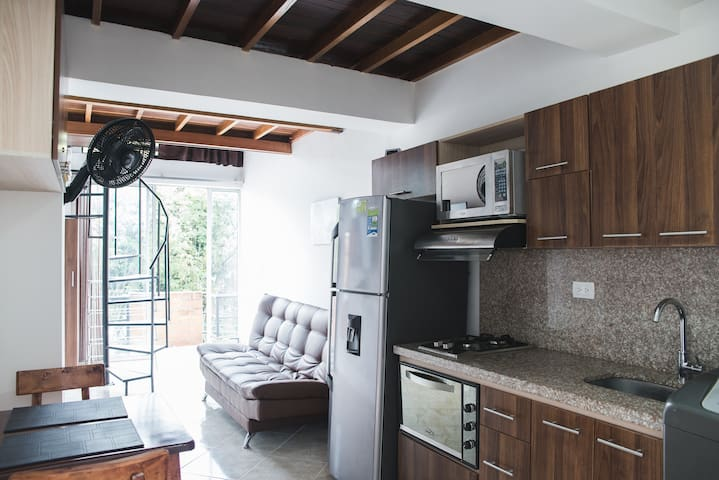 Great cozy apartment - Medellín