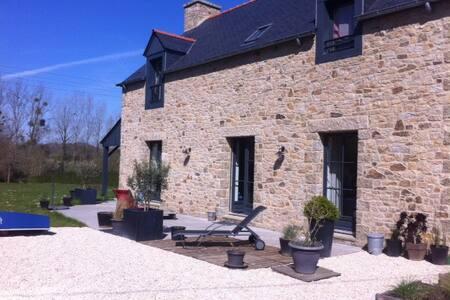 Maison de charme Rance / Dinard - Le Minihic-sur-Rance - Hus