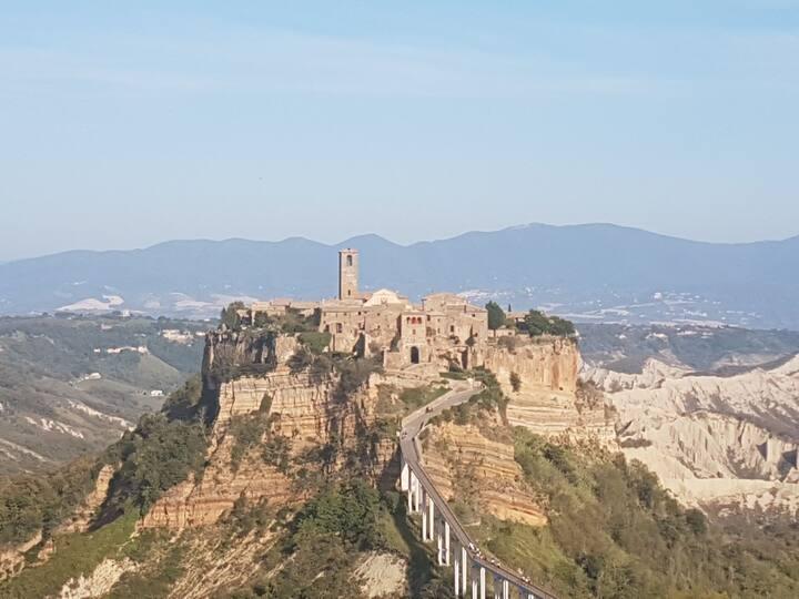 Valle di Civita di Bagnoregio