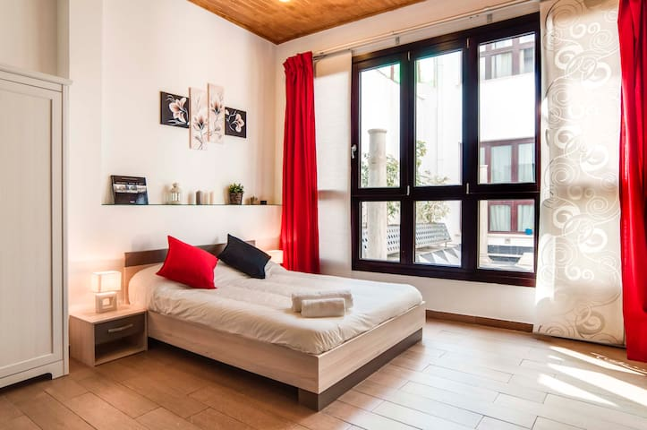 Cozy Studio,Live the Culture & Relax in the Center