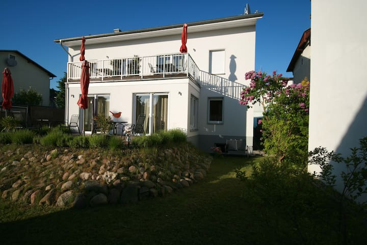 FeWo Poseidon Haus Sandra Rügen - Sassnitz