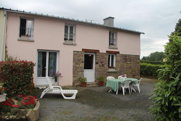 Gite Normandie / Bocage Normand - Tessy sur vire - Rumah