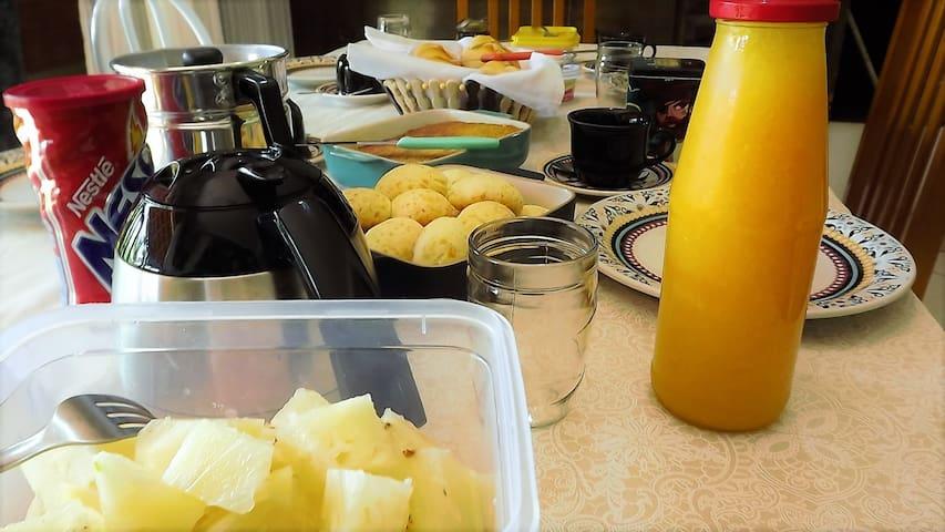 Habitación Jardín de Invierno y desayuno incluido