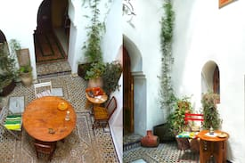 Picture of Riad traditionnel  à MEKNES